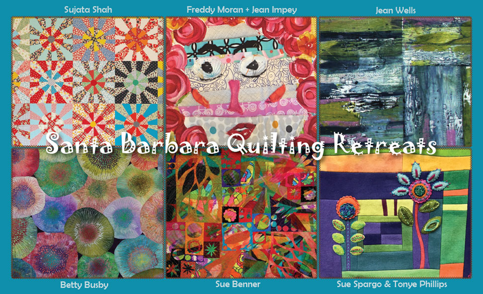 Santa Barbara Quilting Teachers 2018-2020