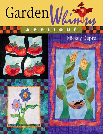 Garden Whimsy by Mickey Depre